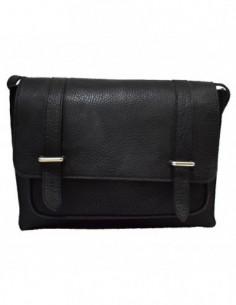 Borseta barbati, piele naturala, marca Bond, Cod 1319-01-19, culoare negru