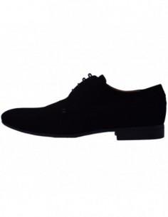 Pantofi eleganti barbati, piele naturala, marca Gino Rossi, Cod MPC759-01-32, culoare negru