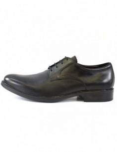 Pantofi eleganti barbati, piele naturala, marca Geox, Cod U52W1D-01-06, culoare negru