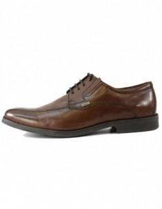 Pantofi eleganti barbati, piele naturala, marca Bugatti, Cod T5507-02-123, culoare maro