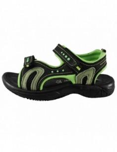 Sandale copii, piele naturala, marca Marco Tozzi, Cod 48400-01-08, culoare negru