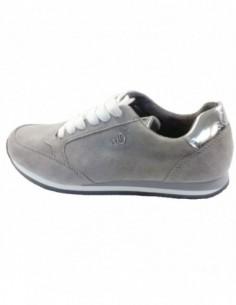 Pantofi sport dama, textil, marca s.Oliver, Cod 23630-14-15, culoare gri