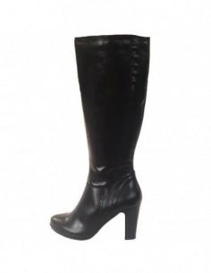 Cizme dama, piele naturala, marca Gatta, Cod 9411826-01-11, culoare negru