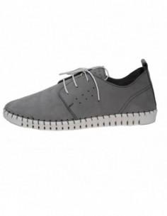 Pantofi barbati, piele naturala, marca s.Oliver, Cod 13639-14-15, culoare gri