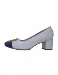 Pantofi dama, piele naturala, marca Otter, Cod 2914-13-79, culoare alb