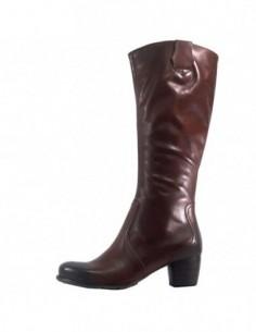 Cizme dama, piele naturala, marca Ara, Cod 46911-16-13, culoare maro