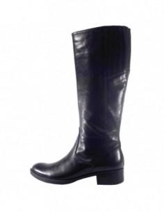 Cizme dama, piele naturala, marca Geox, Cod D1390E-01-06, culoare negru