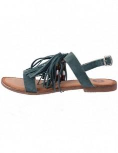 Sandale dama, piele naturala, marca Gioseppo, Cod 29267-N1-12, culoare turcoaz