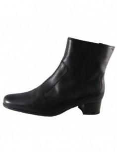 Ghete dama, piele naturala, marca Ara, Cod 41476-01-13, culoare negru