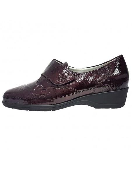 Pantofi Saccio piele naturală negru A370-51A