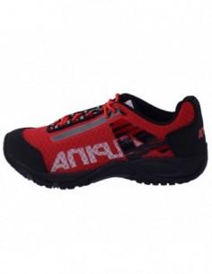 Adidasi barbati, textil, marca Alpina, Cod 620E5K-05-23, culoare rosu