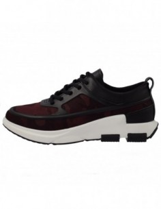 Adidasi barbati, textil, marca Eldemas, Cod 6308-E8-24, culoare visiniu inchis