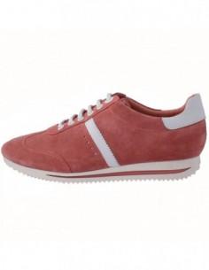 Adidasi dama, piele naturala, marca S.oliver, Cod 5-23610-20-10-15, culoare roz