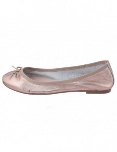 Balerini dama, piele naturala, marca Marco Tozzi, Cod 2-22122-20-10-08, culoare roze