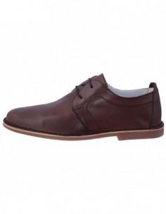 Pantofi barbati, piele naturala, marca Marco Santini, Cod A10K6028M-02-28, culoare maro