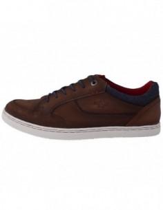 Pantofi barbati, piele naturala, marca S.oliver, Cod 5-13629-20-16-15, culoare coniac
