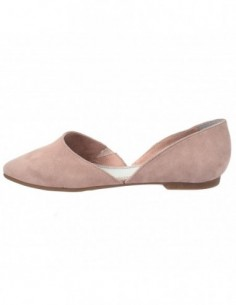 Pantofi dama, piele naturala, marca s.oliver, Cod 5-24200-20-J1, culoare roz cu diverse