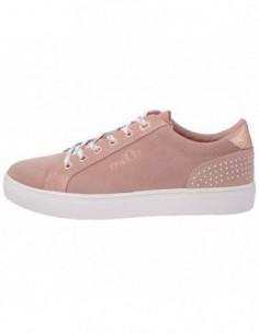 Pantofi dama, piele naturala, marca s.oliver, Cod 5-26320-20-J1, culoare roz cu diverse