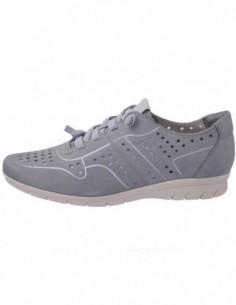 Pantofi dama, piele naturala, marca Jana , Cod 8-23600-20-14, culoare gri