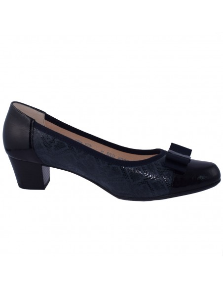 Pantofi Rieker din piele naturala maro 05257