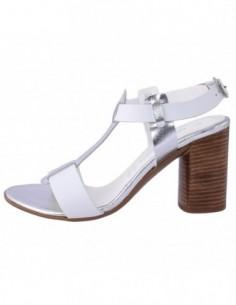 Sandale dama, piele naturala, marca Marco Tozzi, Cod 2-28350-20-13-08, culoare alb