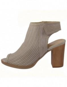 Sandale dama, piele naturala, marca Carla Sellini, Cod 5571456-B2-120, culoare taupe