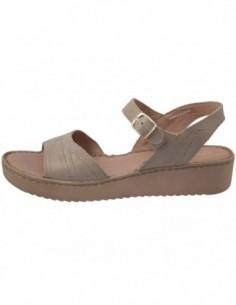 Sandale dama, piele naturala, marca Carla Sellini, Cod 9152863-03-120, culoare bej