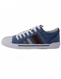 Tenisi barbati, textil, marca s.oliver, Cod 5-13601-20-41, culoare blue