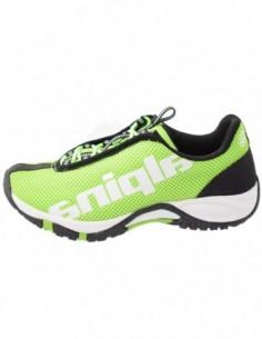 Adidasi barbati, textil, marca Alpina, Cod 63354K-06-23, culoare verde