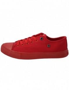 Tenisi barbati, textil, marca Big Star, Cod AA174007-05-133, culoare rosu