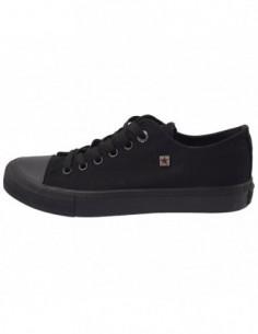 Tenisi barbati, textil, marca Big Star, Cod AA174009-01-133, culoare negru