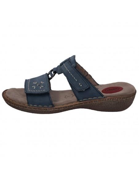 Pantofi Eldemas piele naturală coniac 9330-2BD