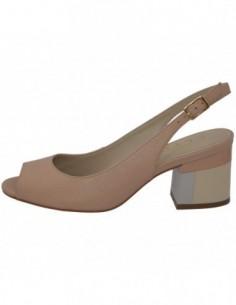 Sandale dama, piele naturala, marca Epica, Cod OE6701-03-92, culoare bej