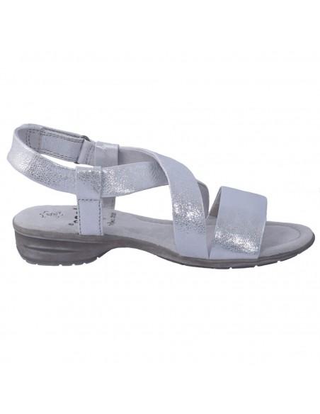 Sandale Botta piele naturala galben 459