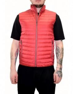 Vesta barbati, poliamida, marca Geox, Cod M8225C-F7162-05, culoare rosu