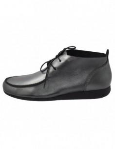 Pantofi dama, piele naturala, marca Formenterra, Cod A18K1229CF-14-29, culoare gri
