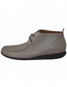 Pantofi dama, piele naturala, marca Formenterra, Cod A18K1229PL-03-29, culoare bej