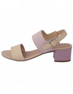 Sandale dama, piele naturala, marca Marco Tozzi, Cod 2-28348-20-10-08, culoare roz diverse