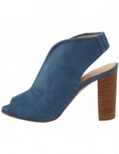 Sandale dama, piele naturala, marca Brenda Zaro, Cod T2186A-07-84, culoare albastru