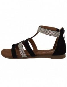 Sandale copii, piele naturala, marca s.Oliver, Cod 5-48210-20-01-15, culoare negru
