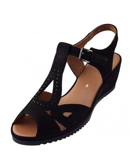 Pantofi s.Oliver piele naturala intoarsa 13626