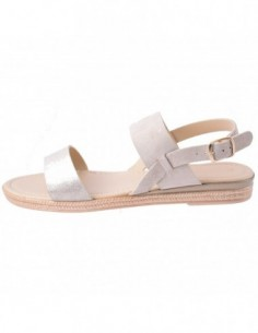 Sandale dama, piele naturala, marca Marco Tozzi, Cod 2-2-28143-38-3, culoare bej