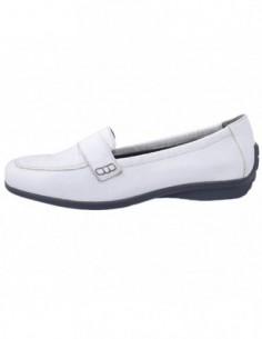 Pantofi dama, piele naturala, marca Caprice, Cod 24661-13, culoare alb