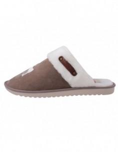 Papuci de casa barbati, textil, marca Gioseppo, Cod 27101-3, culoare bej