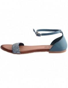 Sandale dama, piele naturala, marca Gioseppo, Cod 27889-7, culoare albastru