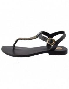 Sandale dama, piele naturala, marca Gioseppo, Cod 32163-1, culoare negru