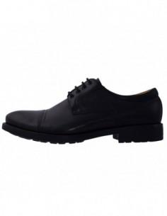 Pantofi eleganti barbati, din piele naturala, marca Badura, 4399-01-16, negru