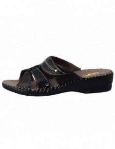 Saboti dama, piele naturala, marca Gatta, Cod 517DSA117043N-1, culoare negru