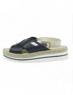 Sandale dama, piele naturala, marca Carmela, Cod 65602-42-44, culoare bleumarin