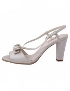 Sandale dama, din piele naturala, marca Botta, 893-3, bej